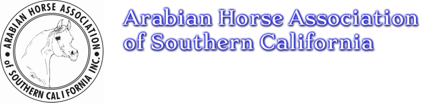 The Arabian Horse Association of Southern California